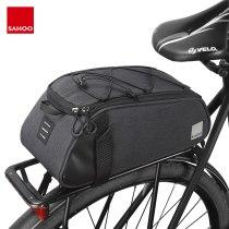 Sahoo 141465-SA Mountain Road Bike Bicycle Cycling Rear Seat Rack Trunk Bag Pack Pannier Carrier Shoulder Bag Handbag