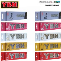 YBN MTB Bicycle chain 8/9/10/11/12 Speed116L links chain FOR SHIMANO Campagnolo SRAM Mountain bike road