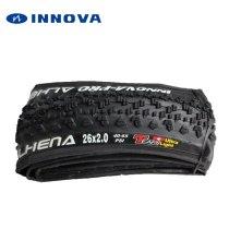 INNOVA bicycle racing tire 26*2.0 180TPI mountain bike tires off-road ultralight 376g folding tread tyres MTB team pneu 26er