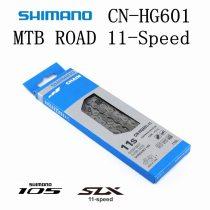 SHIMANO 105 SLX HG601 HG600 M7000 R7000 Chain 11-Speed Mountain Bike Bicycle Chain CN-HG601 MTB Road Bike 5800 M7000 Chains