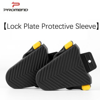 Promend road bike cleat protective cover SPD SL lock enhanced protect cover rubber high quality