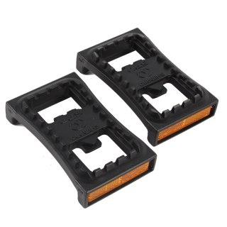 SM-PD22 SPD M520 M540 M780 M980 Cleat Flat Pedal MTB Mountain Bike Self Locking Pedal Cleats Flat Adapter Conversion Device