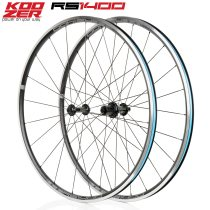 KOOZER RS1400 Bicycle wheel 700C High 21mm Diameter 622x17c Aluminium alloy Road Bike Front Rear wheelset 700x23-35c tyre