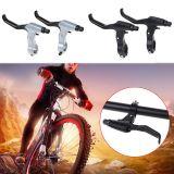 2pcs Bicycle Brake Lever Aluminum Alloy MTB Road Bike Fixed Gear Cycling Crank