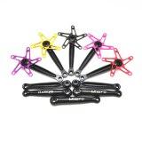 Litepro For Brompton 130BCD Crankset Chainwheel Bicycle Chainring Folding Bike Ultralight Square Hole Aluminum Alloy Crank