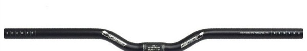 FMFXTR Bike Handlebar Aluminum Alloy 25.4mm Folding Bike Handlebar