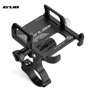 GUB PLUS 15 Aluminum Alloy Mobile Phone Bracket Suitable For Bicycles Motorcycles Simple Installation High Quality And Beautiful