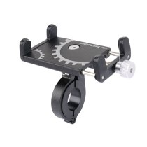Bicycle Mobile Phone Holder Aluminum Alloy Fixed Phone GPS Bycicle Cellphone Holders Bracket Stand Bisiklet Telefon Tutucu