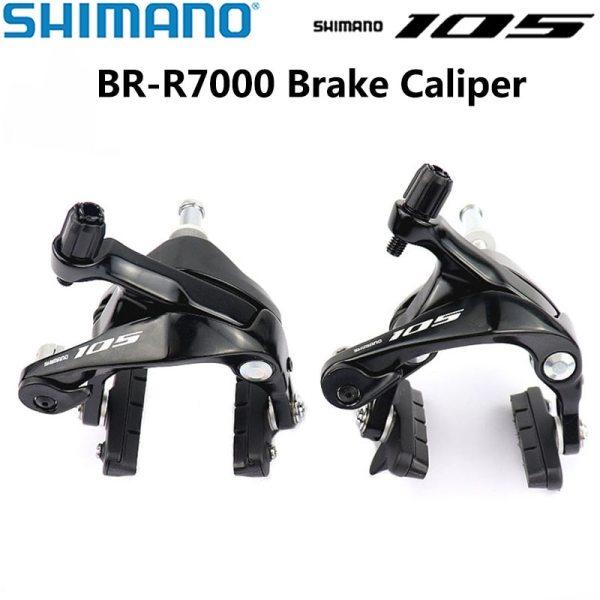 SHIMANO 105 Brake BR R7000 Dual-Pivot Brake Caliper R7000 Road Bicycles Brake Caliper Front & Rear upgrade from 5800