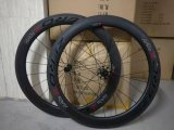 Factory Sales 700C Carbon Wheelset Tubular  Carbon Bicycle Wheels Clincher Road Bike Wheels