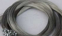 Original TaiWan 100pcs Jagwire stainless steel shifting cable brake line cable inner wire
