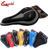 CHAUNTS Bicycle Saddle  Soft Bike Seat Cover Comfortable Foam Seat Cushion Cycling Saddle Silicone for Bicycle Bike Accessories