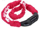 TONYON TY732 Bike 5-digit Code Lock Iamok Steel Password Locks 6*900mm Bicycle Parts