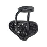Bicycle Saddle PU Leather Soft Thickness Elastic Sponge MTB Bike Saddle Rear Seat Rack Cushion Cycling Saddle Pad