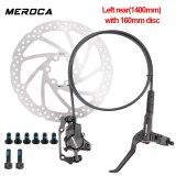 MEROCA HD-M800 Mountain Bike Hydraulic Disc Brake Front & Rear Mtb Brakeset For MT315 MT200 M615 M447 Oil pressure Disc Brake