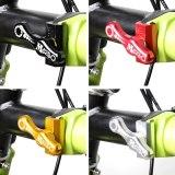 MUQZI Folding Bike Hinge Clamp Aluminum Alloy Folding Bike Frame Headset Bike Buckle for Brompton