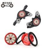 MUQZI 2PC Bicycle hydraulic disc brake piston for Shimano XT / M785 / M8000 / SLXM675 Bicycle brake replacement parts