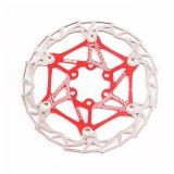 DECKAS Ultra-light MTB Mountain Bike Brake Disc Float Floating Pads 160mm 6 Bolt Rotors Parts Bicycling Accessories