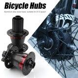 GUB 1421 MTB Bike Disc Brake Hub 32 Holes Bicycle Rear 4 Bearing Front Hubs Bike Accessoies Bicycle Parts