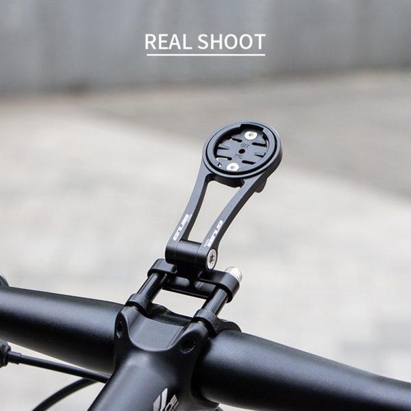 GUB G696 bike handlebar stem computer Mount support for Bicycle Computer Holder MTB Road Bike Camera Light Mount Support