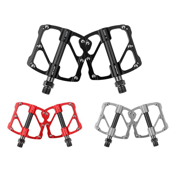 GUB GC070 Anti Slip Bicycle Pedal Ultralight Quick Release Bike Pedal 3 Bearings MTB Footboard Cycling Accessories 1 Pair