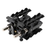 Litepro Folding Bike Pedal Quick Release Device For Brompton Bicycle Aluminum Alloy QR Pedal Placement Buckle