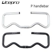 Litepro folding bicycle 25.4mm P handlebar for Brompton folding bike aluminum alloy