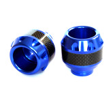 Universal Motorcycle front wheel shock drop resistance cup Front fork drop resistance Anti-drop parts for RSZ BWS MSX125 Monster