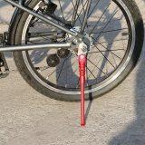 Litepro Kickstand BMX Folding Bike Aluminum Alloy CNC Foot Support Bicycle Feet Bracket For Brompton