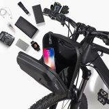 WILD MAN Waterproof Multifunctional Bicycle Handlebar Bag Front Bike Bag EVA Hard Shell Cycling Head Bag Bicycle Assessoires