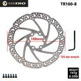TEKTRO Bike Rotor 160/180/203mm Mountain Bicycle Hydraulic Disc Brake Rotors For MTB Road Foldable Bike Xiaomi365