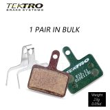 TEKTRO E10.11 Brake Pads MTB Mountain Road Foldable Bicycle disc brake pads For shimano MT200/M355//M395/M415/M416/M445/M446