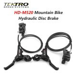 Copy TEKTRO HD-M350 MTB Bicycle Hydraulic Disc Brake 800mm/1500mm Aluminum Alloy 160/180/203mm Rotor Mountain Bike F/R Brakes