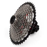 GUB CS12 12 Speed Freewheel Cassette MTB Mountain Bike Bicycle Cassette Sprocket Gear 11-46T 11S Cassettes Steel+ Aluminum