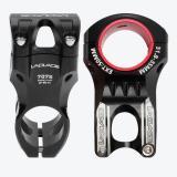 GUB LAPALCE LP50 0 Degree 31.8mm Bicycle Stem 0 Degree Riser Aluminum Alloy Bicycle Handlebar Stem For MTB 31.8/35mm Universal