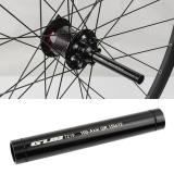 GUB TZ19 Front Hub Axis High Precision Simple Installation 15 To 12mm Practical Bike Front Hub Thru Axle For Garage Bicycle Fork