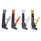 Universal Motorcycle Adjustable Kickstand Foot Brace Parking Leg Foot Side Support Stand