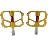 CK Mountain Bicycle Pedal BMX Big Foot Nylon Fiber 16 pin Anti-Slip Ultralight Pedals Cycling 9/16Flat Pedal MTB Bike Parts