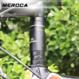 MEROCA Mountain Bike Handlebar Raiser Handle Bar Lift Faucet Extender Stem 28.6*115/180/210MM StemsFront Fork Diameter Universal