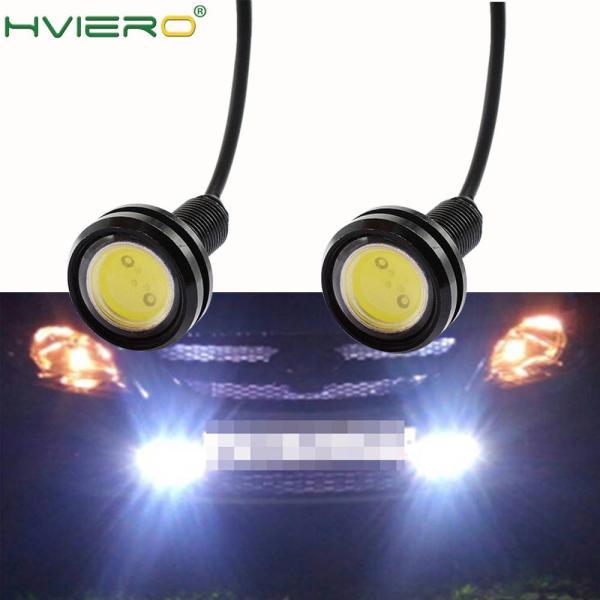 18mm/23mm Eagle Eye Light 9W Dc 12v/24v  Auto Led Daytime Running Light Fog Backup Aoto Motor Parking Signal Lamps Waterproof Fog Light