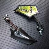 2Pcs Motorcycle Left  Right Side 8MM 10MM RearView Mirrors  With Changable Screws Universial for Yamaha Honda Kawasaki Suzuki