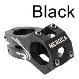 MEROCA Bicycle Stem Aluminum Alloy Short Stem 31.8*45mm Ultra Light Hollow Road Bike Mountain Bike Stem