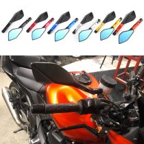 Motorcycle CNC Aluminum Rear View Rearview Mirrors Side Mirror For YAMAHA For Honda For Ducati For Kawasaki Z750 Z900 Z800 Z1000
