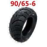 Electric Scooter Parts 90/65-6 Vacuum Tire Thickening Tubeless Tyre