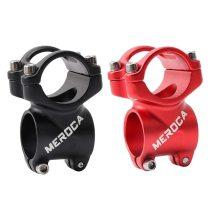 MEROCA Ultra-Short 35MM Stem Bicycle Handlebar Stem Bicycle Short Stem Modified Bike Accessories