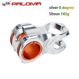 PALOMA Bicycle Handlebar Stem Mountain Bike MTB Road Bike Short Riser Aluminum Alloy 31.8x35/50MM Black/red/blue/purple/silver