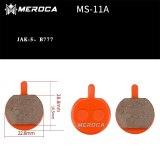 1 Pair Resin Bicycle MEROCA Brake Pads for Shimano M355 BB5 BB7 XT XTR Iamok Mountain Bike Parts