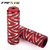 Aluminum MTB Bike Foot Pegs Bicycle Pedals Front Rear Axle Foot Pegs BMX Footrest Lever Cylinder Rocket Launcher Bike Accessorie