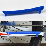 Plastic Bicycle Chain Protection Cycling Bike Frame Protector Chainstay Rear Fork Guard Cover Pad