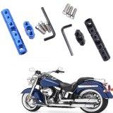 Multifunctional Handlebar Bracket Clamp Holder Extended Bracket Motorcycle Headlights Side Mirrors Seat Stands
